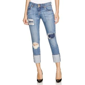 Kut from the Kloth Cameron Straight leg jeans